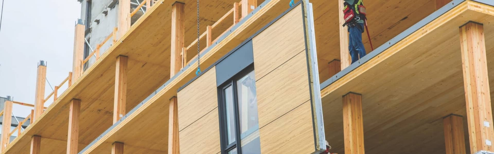 Exploring the potential of tall timber buildings