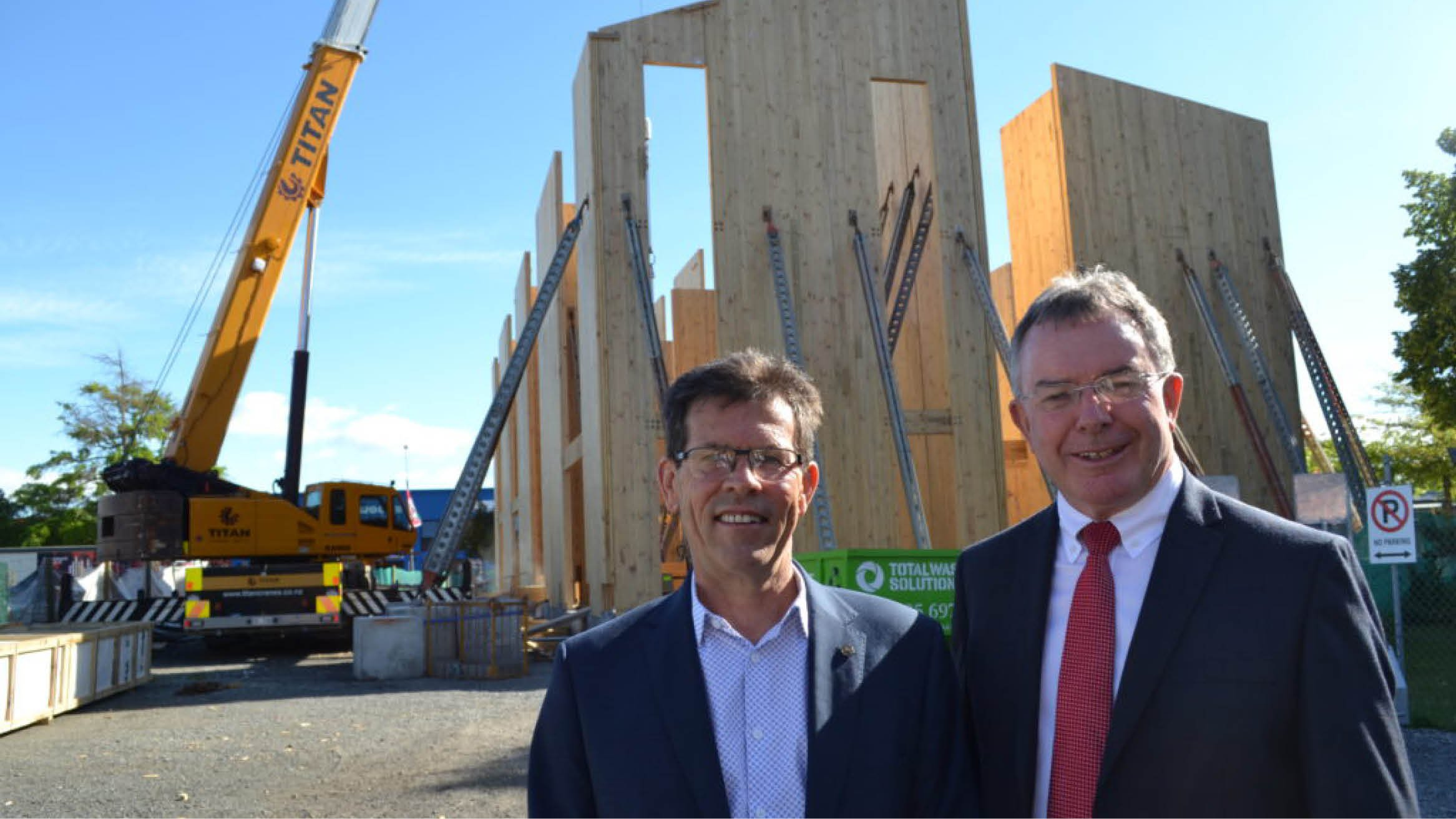 """Featured image for """"Catholic Cathedral College embraces timber construction"""""""