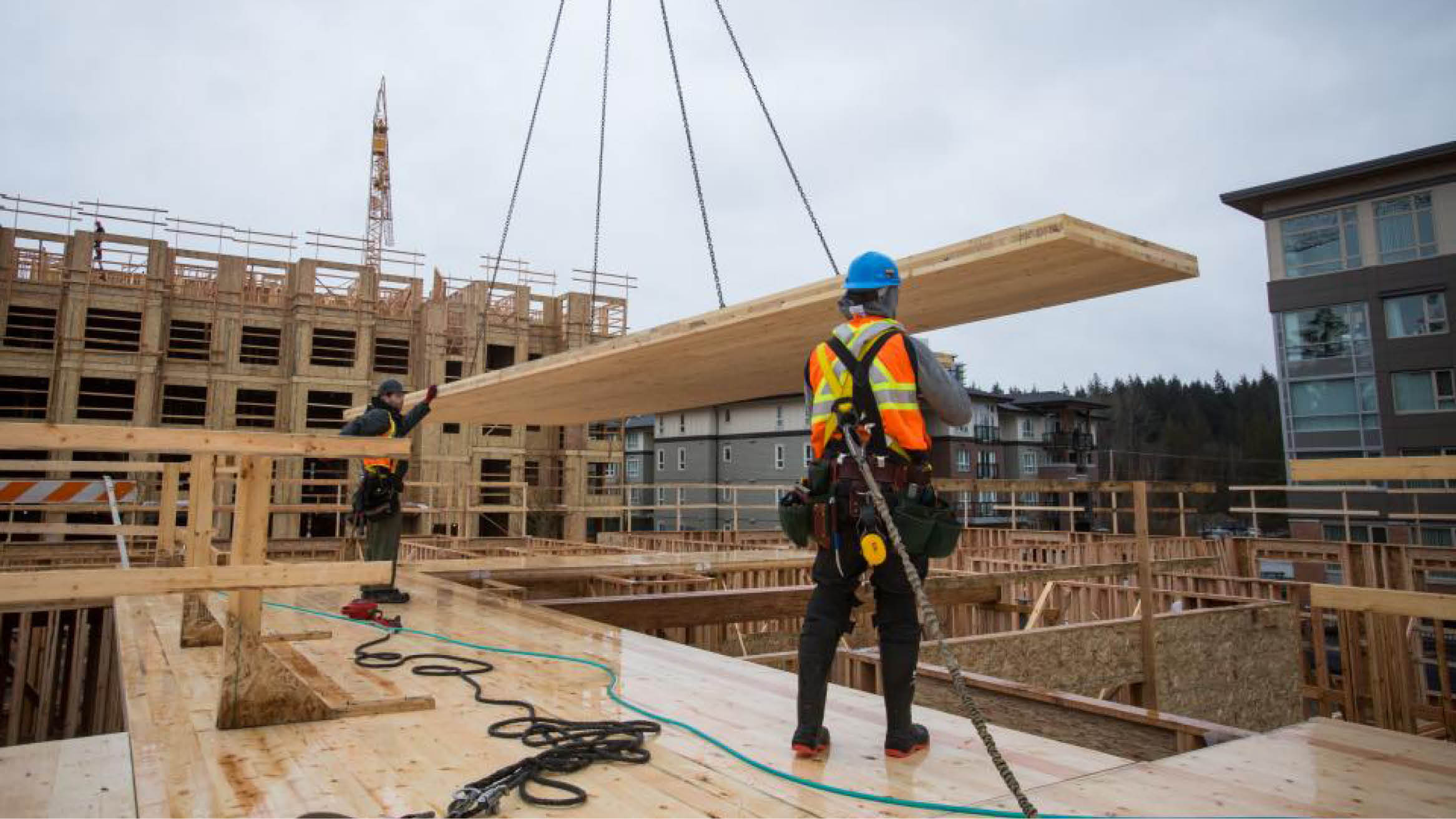 """Featured image for """"Walmart invests in mass timber maker Structurlam"""""""
