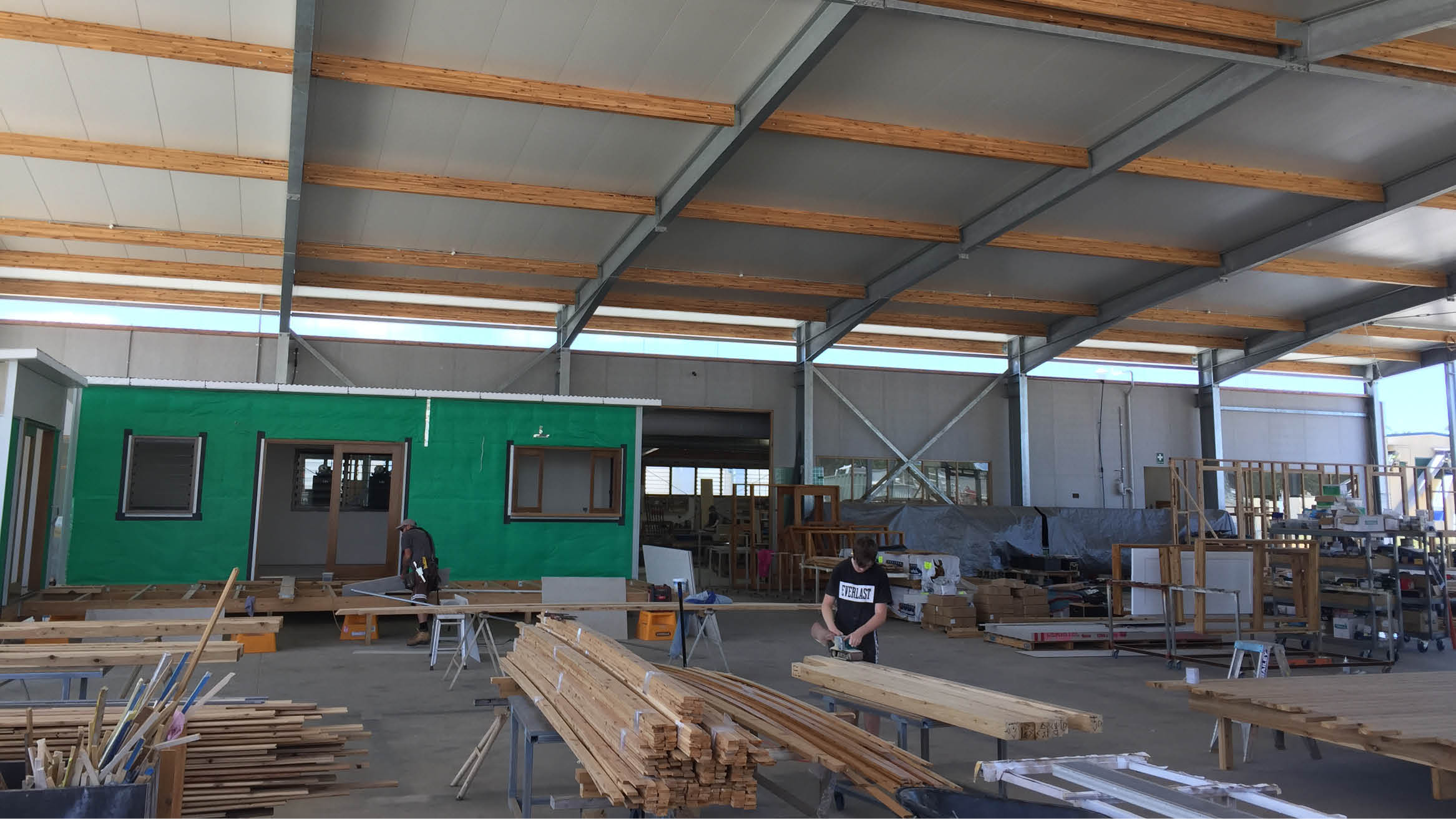 """Featured image for """"Beam me up – jobs, sustainable housing branch out from timber research"""""""