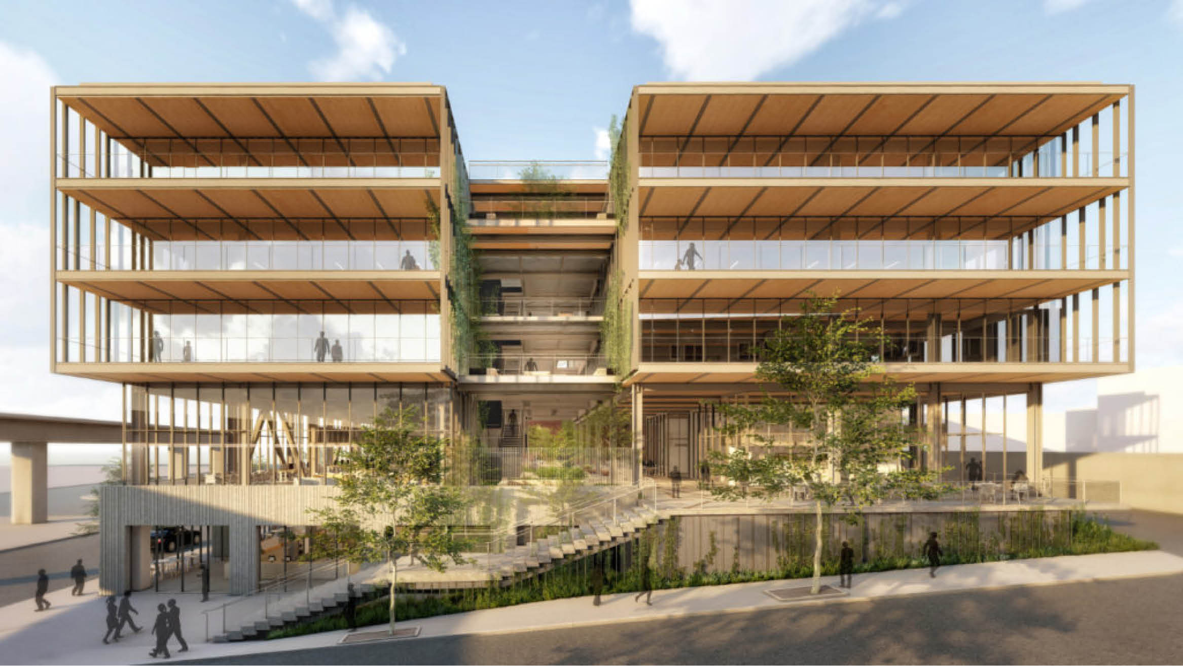 """Featured image for """"LEVER Architecture's Thomas Robinson discusses the impact California could have on the timber industry"""""""