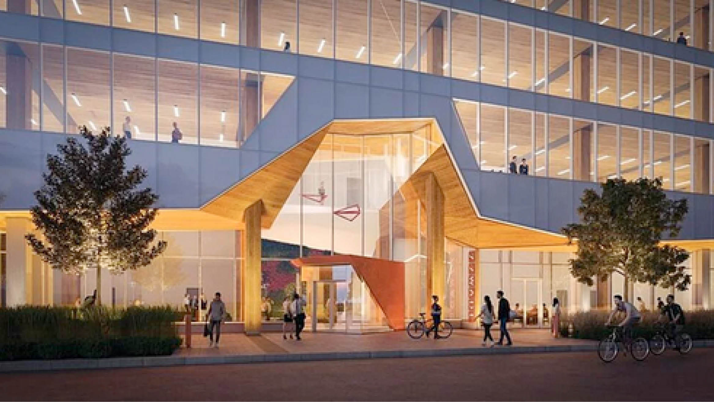 """Featured image for """"Timber Goes High-Tech in New Toronto Office Tower"""""""
