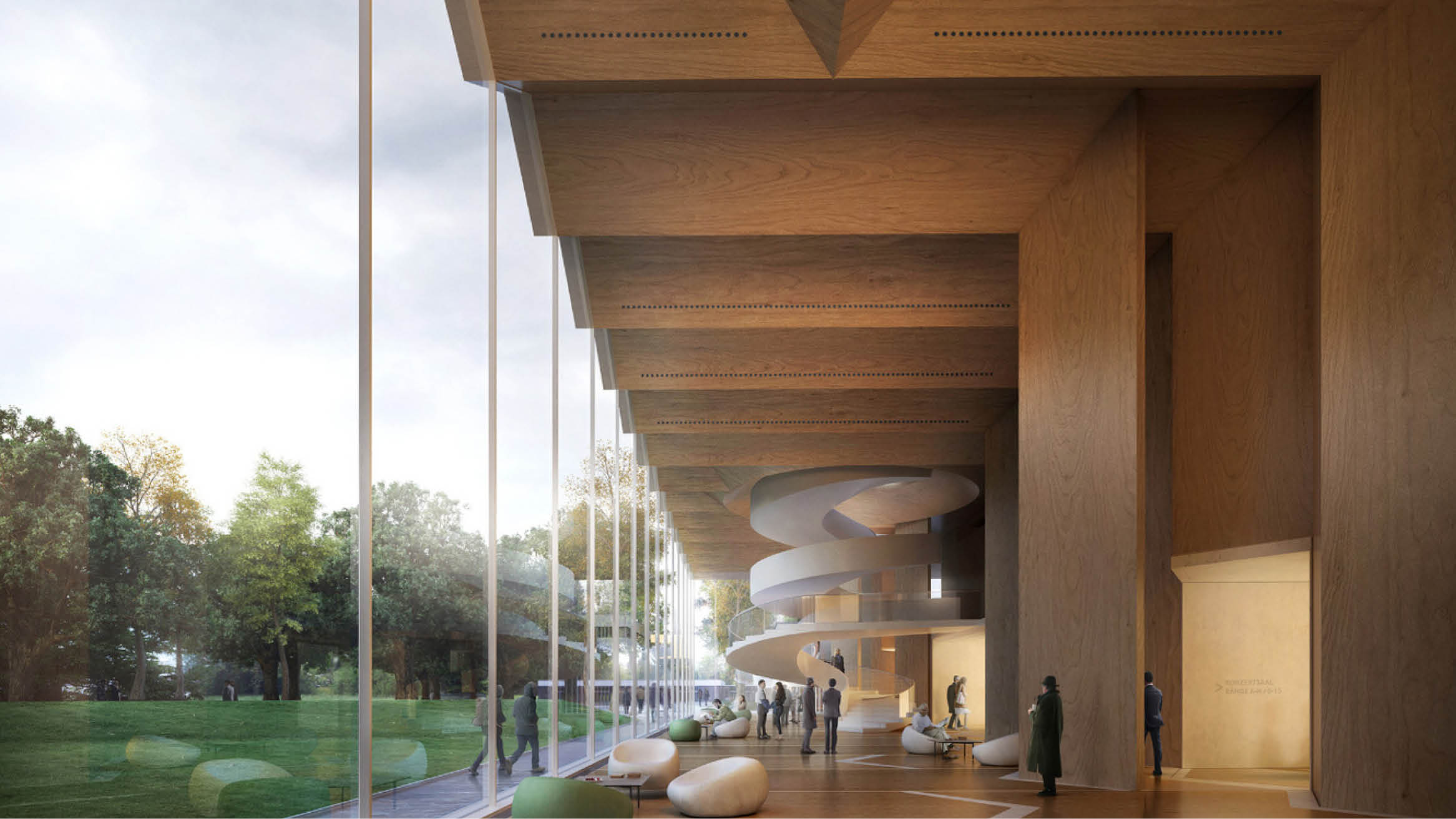 """Featured image for """"Material of the Future: 4 Architects that Experiment with Cross Laminated Timber"""""""