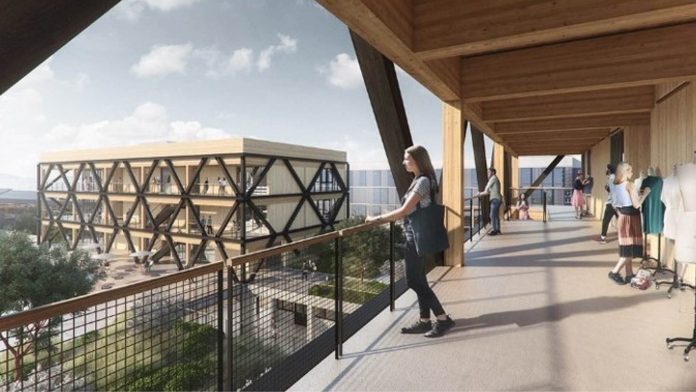 """Featured image for """"California Promotes Architectural Innovation Through Mass Timber Competition"""""""