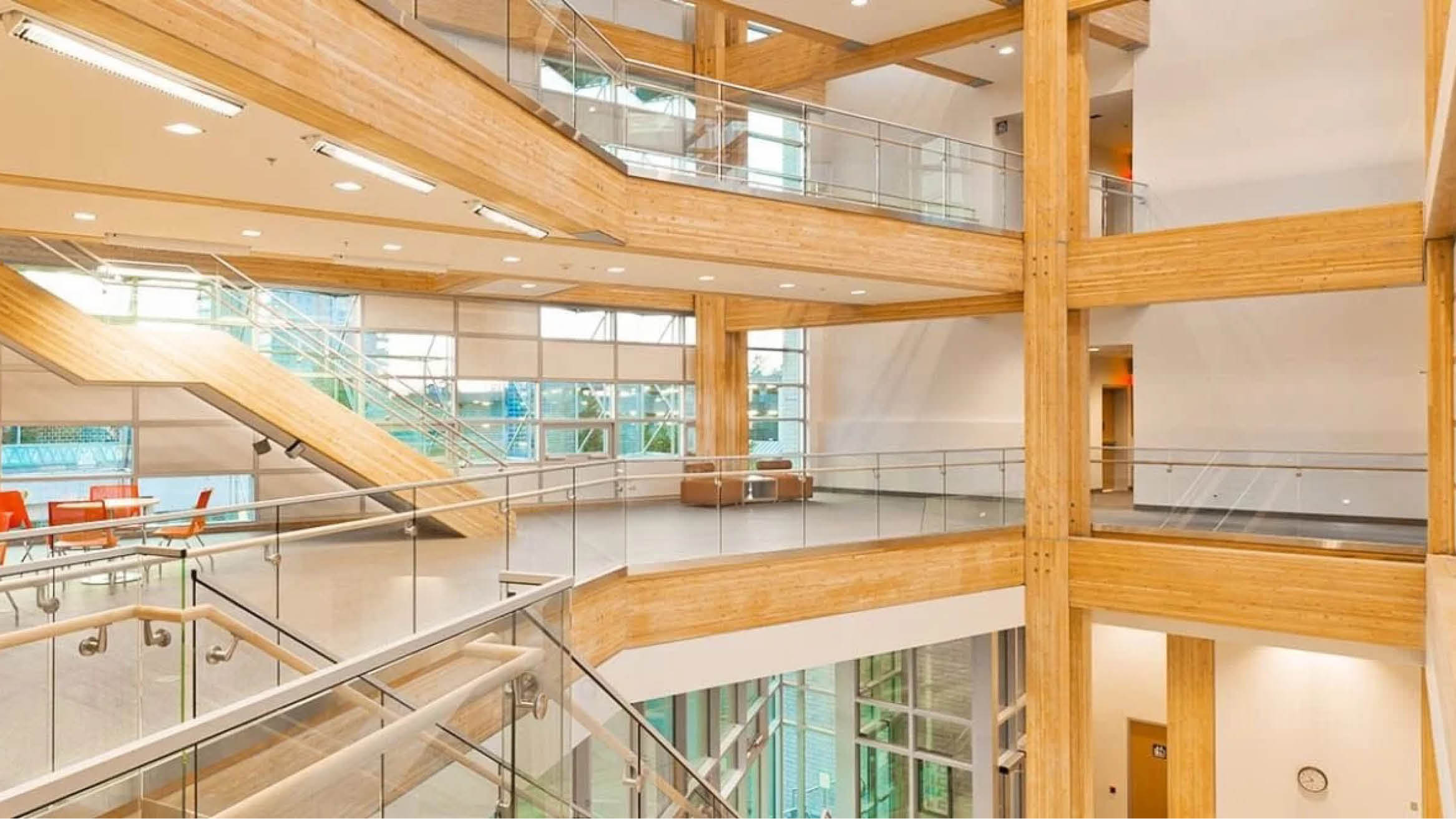 "Featured image for ""The hottest new thing in sustainable building is, uh, wood"""