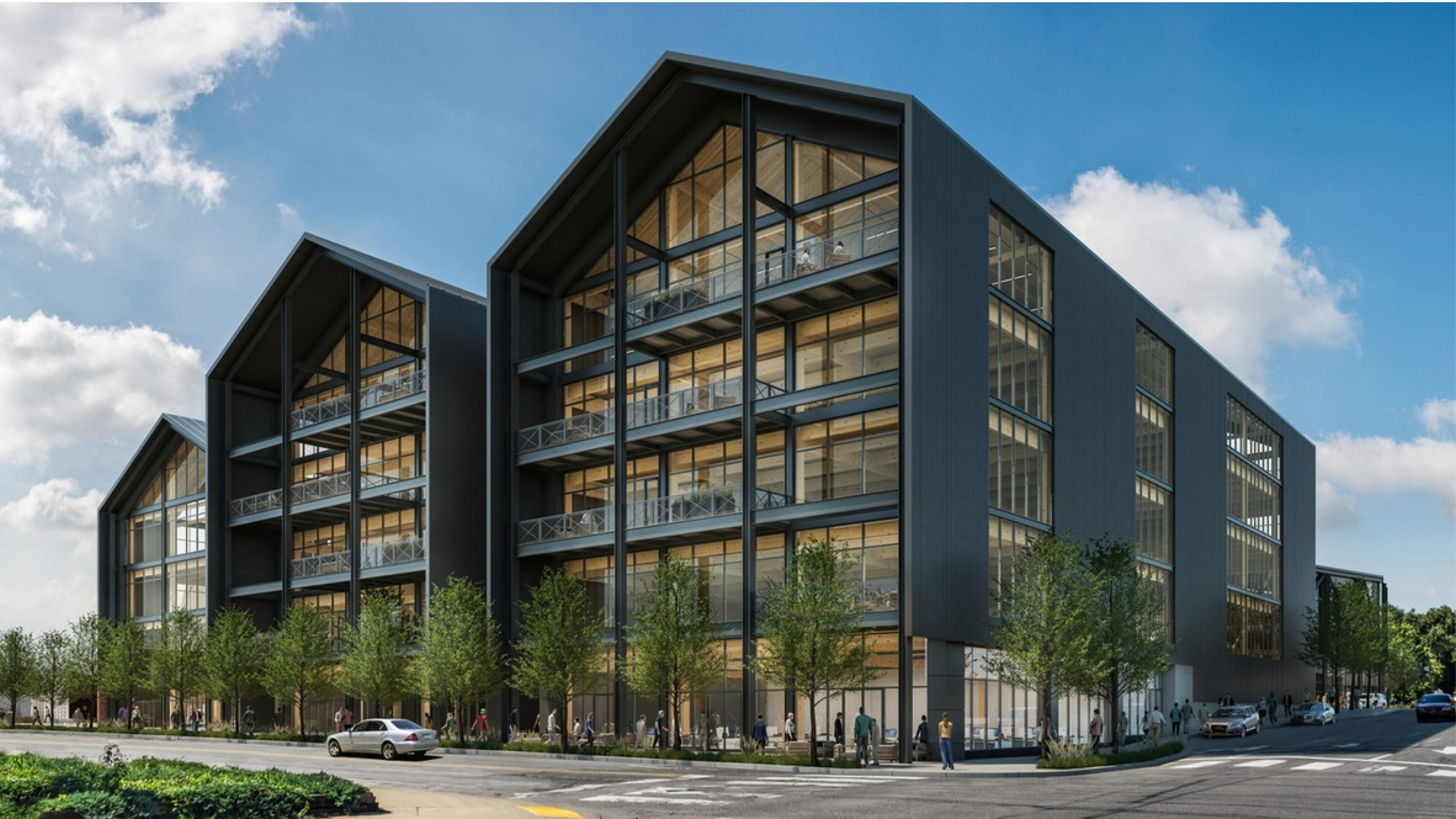 "Featured image for ""Nashville's First Large-scale Mass Timber Project"""