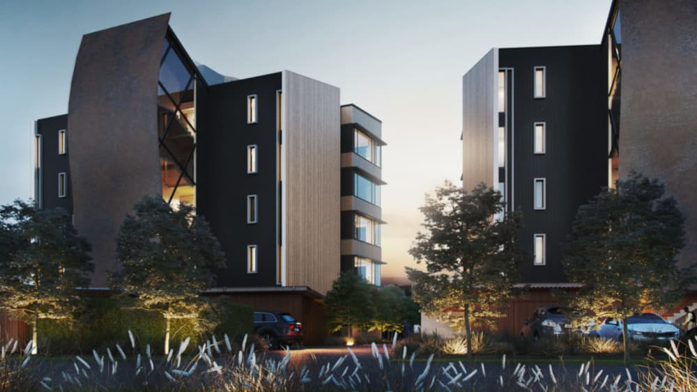"Featured image for ""Strong crowds for Open Days at Sustainable New Apartments"""