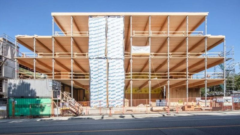 """Featured image for """"Webinar notice – A Kiwi in Canada: Mass timber case studies and timber design learnings"""""""