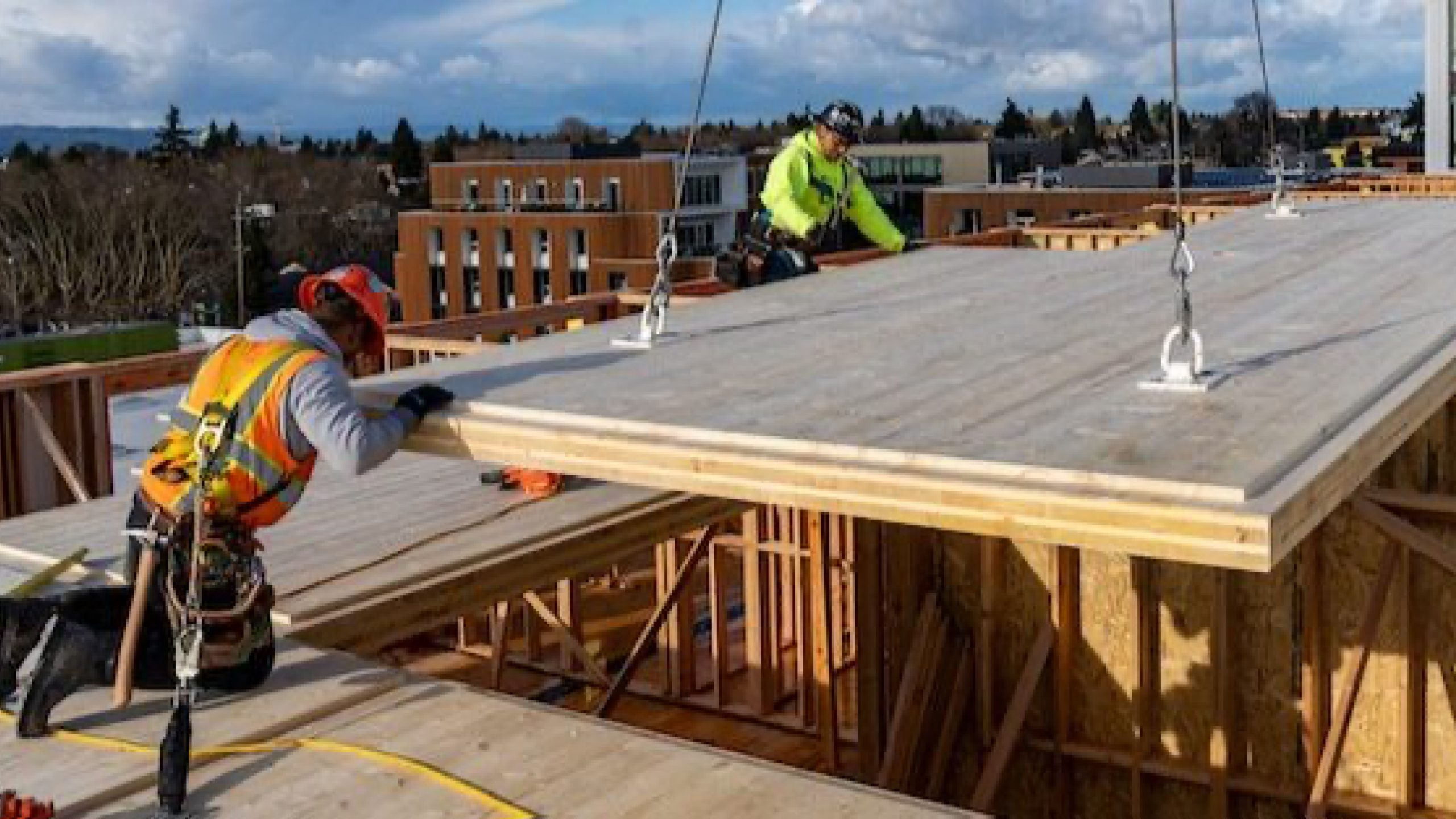 """Featured image for """"WoodWorks USA Online Workshop – Mass Timber Construction Management: Unique Considerations for Success"""""""