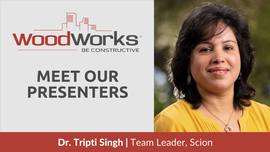 """Featured image for """"Dr. Tripti Singh 