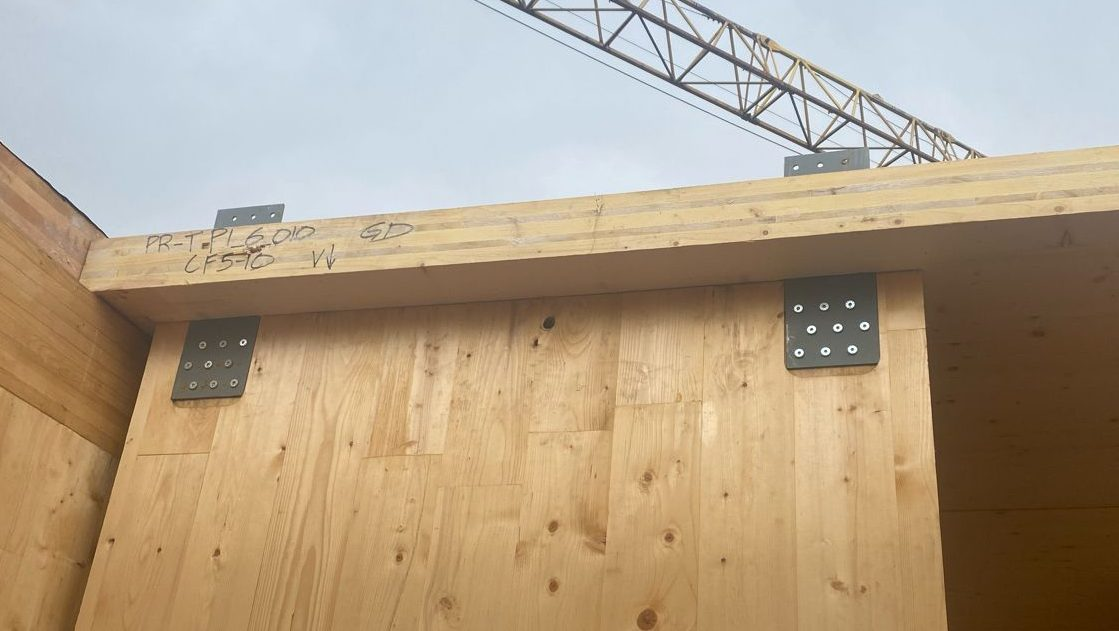 """Featured image for """"CLT load bearing shearwalls?"""""""