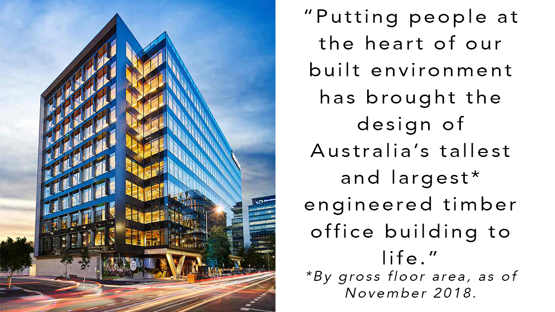 """Featured image for """"Brisbane is home to Australasia's most awarded workspace!"""""""