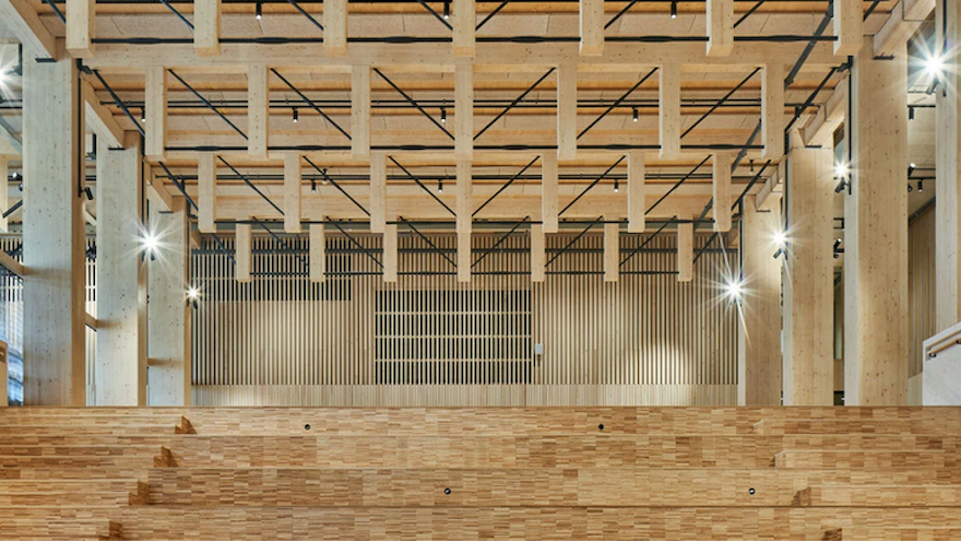 """Featured image for """"Swedish Cultural Centre joins Tall Timber Building Leaderboard"""""""